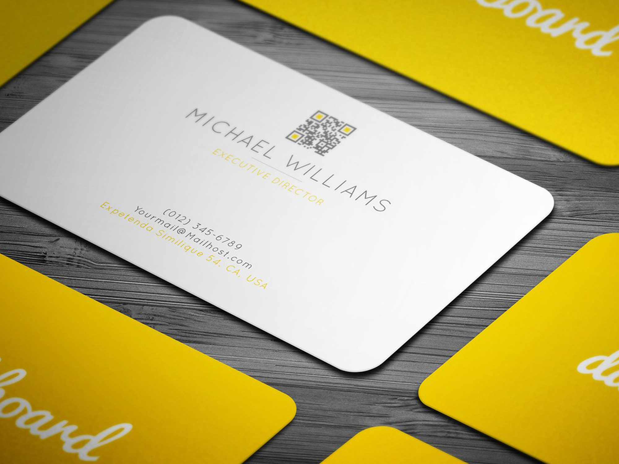 Standard business cards with round corners access group media inc standard business cards with round corners reheart