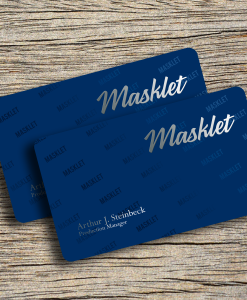 Silkbusinesscard